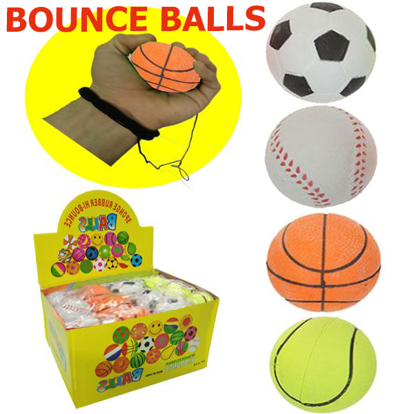 TOY 159 BOUNCE BALLS
