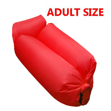INFLATABLE BED 005 RED